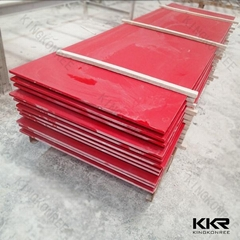 Heat Resistant Low Water Absorption Modified Acrylic Solid Surface
