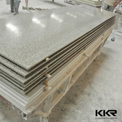 Building material acrylic solid sheet for home decoration