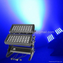 72pcs LED Wall Washer Outdoor Stage Light