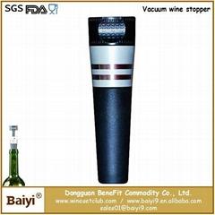 Bar Accessory Red White Wine Saver Vacuum Pump,Wine Bottle Stopper