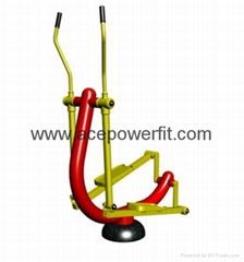 Elliptical Trainer of outdoor fitenss equipment