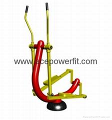Elliptical Trainer of outdoor fitenss equipment