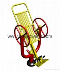 Headstand Rack   of outdoor fitness equipment