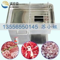 供應全自動切肉機 優質切肉機 家用/商用切肉機 切片切絲切丁