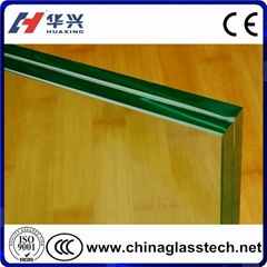 CE certificate partition wall and dome usage laminated glass