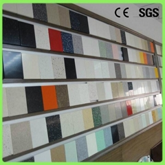 Various Colors Acrylic Solid Surface Slab Sheets