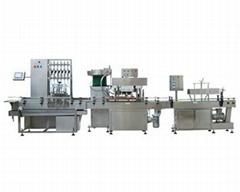 深圳自动化灌装机