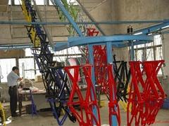 悬挂式输送设备