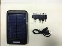 solar charger 13800mAh