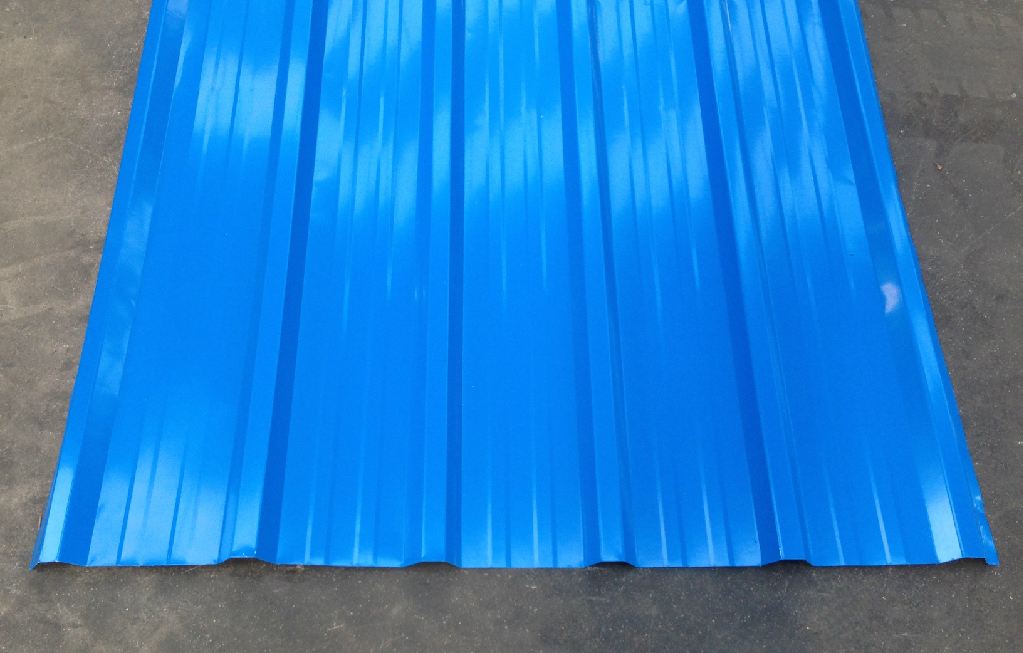 corrugated steel sheet 1