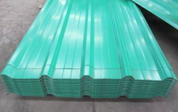 Corrugation for roofing  1