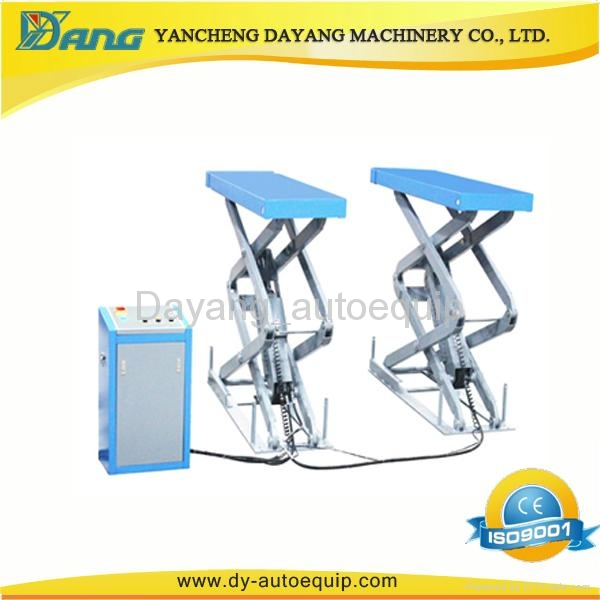 used 4 post car lift for sale - DY-QJY3 5F - DAYANG (China