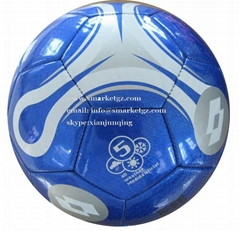porefessional soccer ball