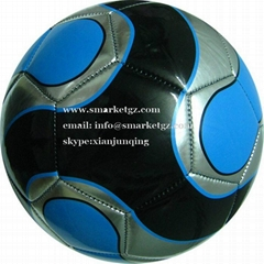 porefessional soccer ball mirror pvc football