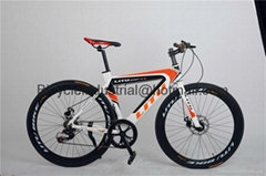 DHL Free shipping 26 inch aluminum alloy frame 14 speed