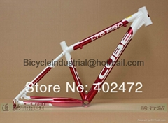 CUBE ultra-light Aluminum alloy bicycle frame