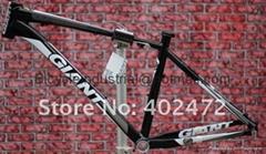 2012 GIANT XTC FR Aluminum alloy bicycle frame