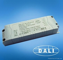 DALI dimming LED driver