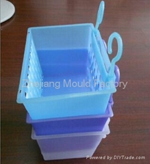 moulds for plastic hanging basket