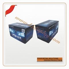 Customize cardboard sunglasses box