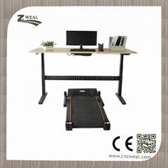 Ergonomic electric sit stand desk