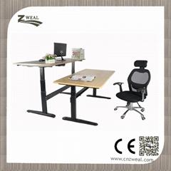 Zweal ergo standing desk
