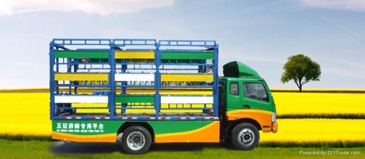 beekeeping vehicle 3