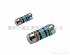 金属膜精密电阻