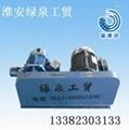 微孔曝氣增氧機 型號ZWK-10/7.5 3