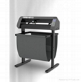 DaSheng 630 cutting plotter with stand