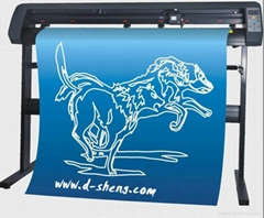 Dasheng 48'' vinyl cutting plotter with