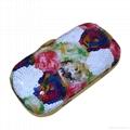 七彩花朵珠片亮片晚宴包16973 3