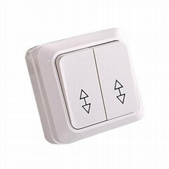 2 gang 2 way surface wall switch