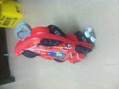 3 d child pull rod box