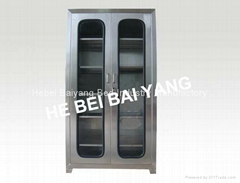 (C-1) Stainless Steel Instrument Cabinet