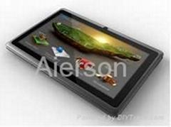 7inch Tablet PC  Model:AQ8