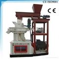 1000-1500KG/H wood pellet mill  4