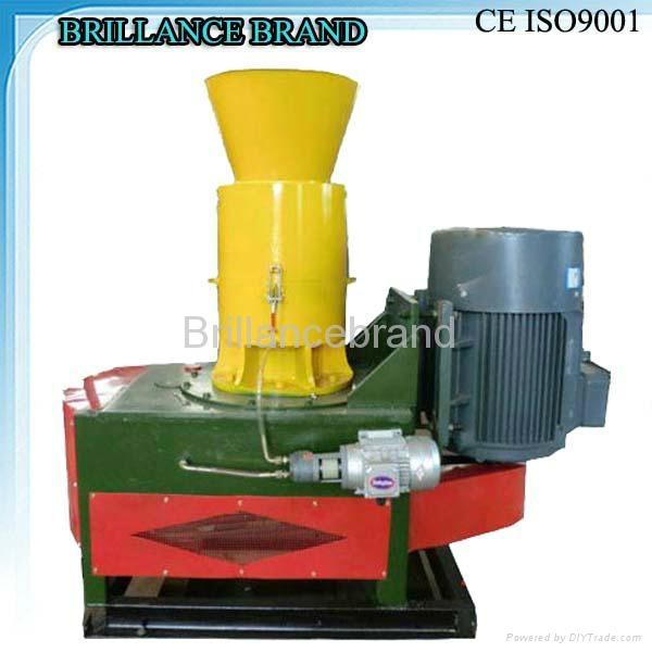 Small cheap wood pellet mill 2