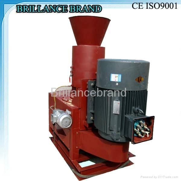 Small cheap wood pellet mill 3