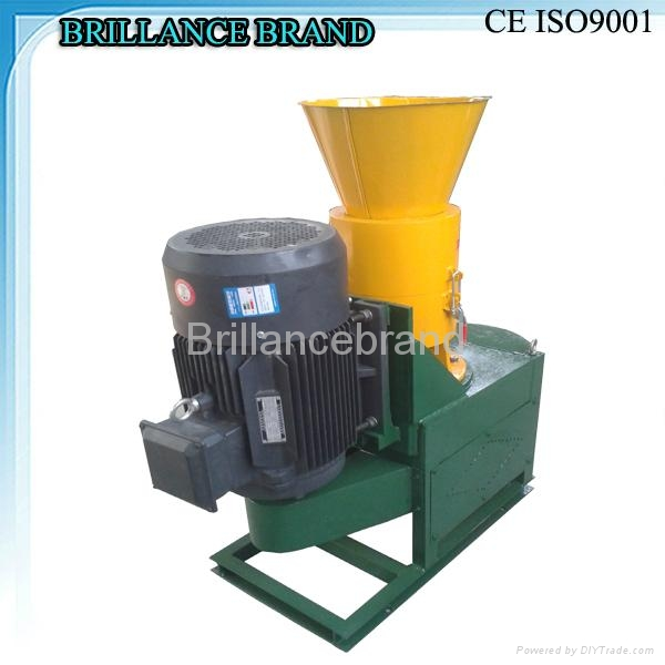Small cheap wood pellet mill 5