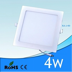 Hot selling 4w led grow light panel & led panel lights