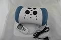 Digital Tens Massage Pillow Electric Cervical Vertebra Therapeutic Neck Massager 1