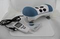 Digital Tens Massage Pillow Electric Cervical Vertebra Therapeutic Neck Massager 2