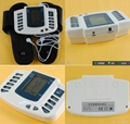 New Electrical Stimulator Full Body Relax Muscle Therapy Massager machine 2