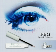 Cosmetic item eyelash enhancer