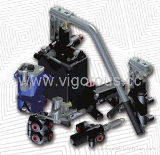 手动液压泵 1