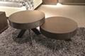 MDF modern side table living room