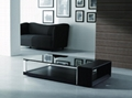 modern multiple color coffee table