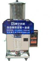 小型自動煎藥包裝機常溫1加1一體機