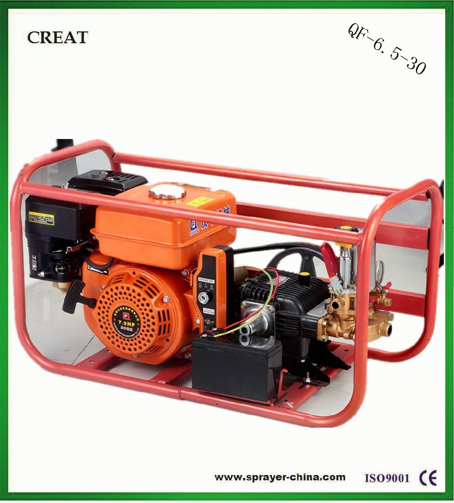 battery power sprayer QF-6.5-30 1